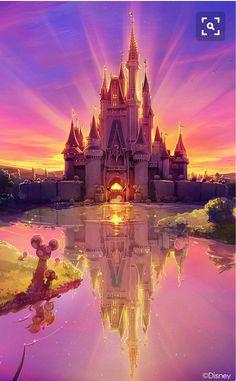 The magical castle :)