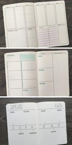Printable Calendar Template, Monthly Planner Printable, Journal Guide, Weekly Log, Bullet Journal Week, Organization Bullet Journal, Kids Calendar, Bullet Journal Inspiration, Diy Inspiration
