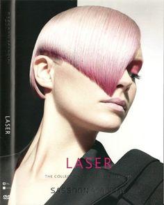 RIP Vidal Sassoon: Amazing 5 Point Asymmetrical Candy Colored Hair