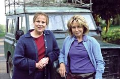 Rosemary & Thyme (Pam Ferris and Felicity Kendall) I love this series! Too bad there were only 3 seasons...
