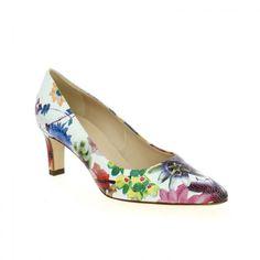#Bessec Escarpins #PETER_KAISER PETALE Multicolore à 159€ à découvrir sur www.bessec-chaussures.com !