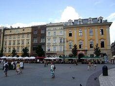 Rynek Krakowski.. such a cool place to go in poland