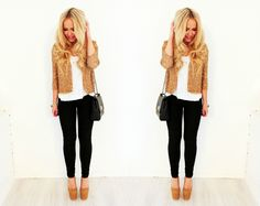 love this outfit from cathinthecity.com :)