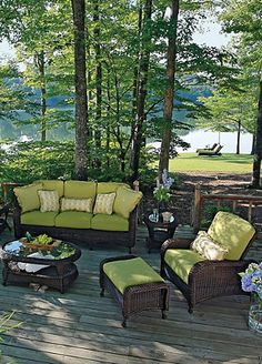 Gorgeous Backyard Brights.