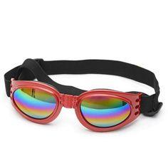 6 Colors Pet Dogs UV Sun Glasse Eye-wear Waterproof Protection Sunglasse