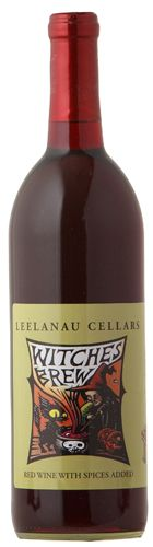 Witches Brew Wine from Leelanau Cellars