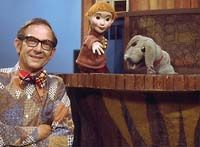 Canadian kids favorite educator, Mr. Dressup with his pals Casey and Finnigan.