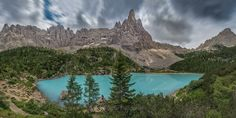 Magical Lake_Sea of Mountains by Stefan Thaler on 500px