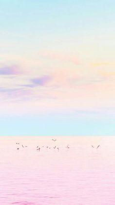 2019 minimalist wallpaper, pastel wallpaper ve wallpaper for your phone. Unique Iphone Wallpaper, Wallpaper For Your Phone, Tumblr Wallpaper, Pink Wallpaper, Screen Wallpaper, Cool Wallpaper, Sunset Wallpaper, Trendy Wallpaper, Landscape Wallpaper