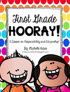 Free lesson about the first day of first grade.