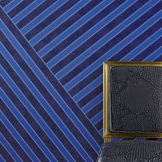 Versace Barocco Stripe Wallpaper — Home Decor Hull Limited Nebula Wallpaper, Wallpaper Size, Striped Wallpaper, Wallpaper Samples, Home Wallpaper, Pattern Wallpaper, Casa Versace, Versace Home, Versace Wallpaper