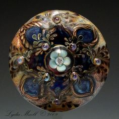Lydia Muell -- the most luxurious beads in the world; incredibly intricate detail