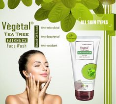 Freshen up this season with care of Vegetal Tea Tree Acne Prevention #FaceWash.Click here: https://www.facebook.com/vegetaldermaproducts/photos/a.214333821957217.56746.178628655527734/961151467275445/?type=1&theater…