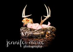baby's in  camo | March | 2013 | Jennifer Marie Photography