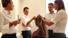Il quarto episodio della Nuova Collezione 2014 by Centro Degradè Conseil - IRRATIONAL Italian Fashion Beauty and Hair Style