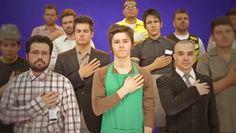 Produção do vídeo, visa demonstrar o descontentamento da situação do país - Brasil - em decorrência das fraudes eleitorais, mentiras, roubos, mensalão, petrolão, Petrobrás, e os escândalos que envolvem o presidente da Câmara Federal - Eduardo Cunha, presidente do Senado Federal, Renan Calheiros. Ainda, atitudes duvidosas de juízes no STF - Supremo Tribunal Federal.