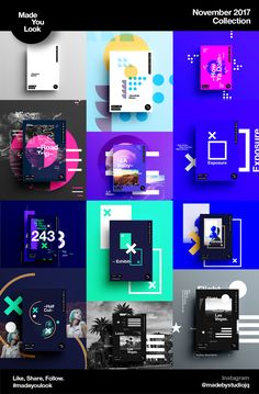 Made You Look👁 self promotional project aswell as a personal challenge where I aim to design a poster a day throughout subject is totally random and the only rule is that it can't take longer than 17 minutes to complete. Web Design, Flyer Design, Book Design, Sports Graphic Design, Graphic Design Trends, Graphic Design Posters, Design Portfolio Layout, Layout Design, Brochure Design