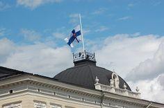 Pääkaupungissa on myös surullisia päiviä. Helsinki, Photos 2016, My Point Of View, Statue Of Liberty, News, Photography, Travel, Statue Of Liberty Facts, Photograph