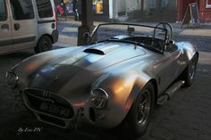 Cobra Shelby 427 Photo By Eric PN