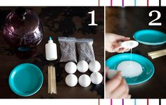 DIY - Lavender balls | Home deco blog Montreal | Serial Indulgence