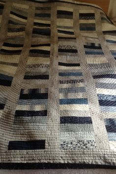 Nocturne fabric by Janet Clare for Moda. spiral Quilting.