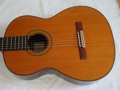 Masaru Kohno no.15 1977 Guitar. Want this!
