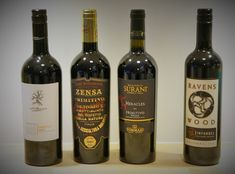 Puistolan bistro: Virtuaaliviinikerho - Primitivo Wine, Drinks, Bottle, Primitive, Drinking, Beverages, Flask, Drink, Beverage