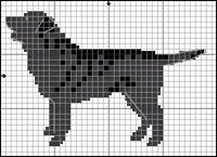 Mind Blowing Facts About Labrador Retrievers And Ideas. Amazing Facts About Labrador Retrievers And Ideas. Cross Stitch Needles, Cross Stitch Charts, Cross Stitch Patterns, Cross Stitching, Cross Stitch Embroidery, Dog Chart, Labrador Retriever, Fair Isle Chart, Knitting Charts