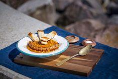 Csicseriborsó-főzelék Tray, Food, Essen, Trays, Yemek, Board, Meals