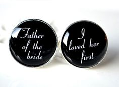 Awesome cuff links for dad by mandy