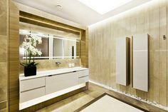 Salle de bain chic et luxueuse