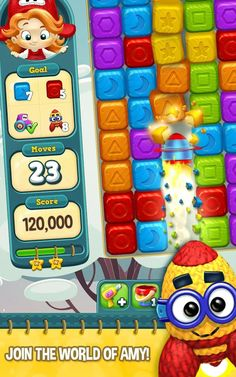 Forget Crushing Candy - Bust the Blocks with This Puzzle Match Game | Drippler - Apps, Games, News, Updates & Accessories