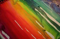 Rainbow Craft Ideas rainbow-things