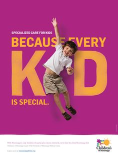 Children's of MS 2016 Brand Campaign Print Ad 3 (July 2016)
