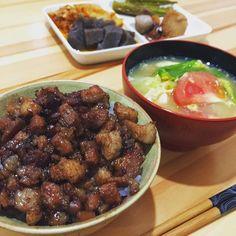 五香粉を買ったので、早速魯肉飯(ルーローファン)作ってみました😊 あと鼎泰豊で飲んだ中華スープも再現✨  #台湾 #台湾🇹🇼 #台湾旅行 #台湾観光 #台湾之旅  #台湾大好き #台湾行きたい #台湾土産 #taiwan