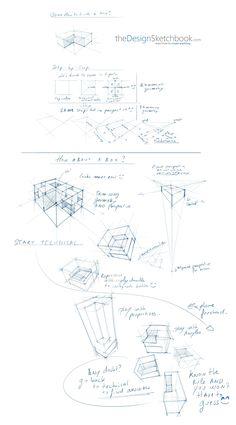 Geometry box division perspective design sketching tutorial-The Design Sketchbook.jpg