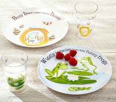 Frog plate 2014
