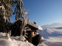 Waldhüttl am Karwendel mieten, Hüttenurlaub