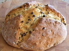 Classic, delicious, perfect Irish Soda Bread recipe for St. Patrick's Day