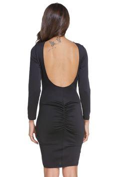 Rochie De Seara Spate Gol Negru Cod: R013 Backless, Dresses, Fashion, Vestidos, Moda, Fashion Styles, Dress, Fashion Illustrations, Gown