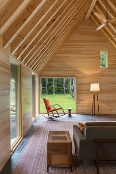 Marlboro Music Cottages by HGA Architects