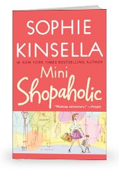 Before there was ever a movie, it was a book. Love love love Sophie Kinsella.