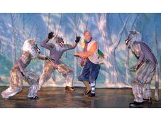 Maurice's invention   Theatre   Pinterest   Beast
