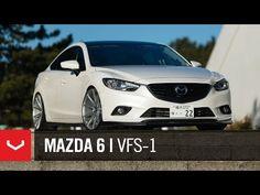 "Mazda 6 ""Atenza"" | Mt Fuji | Vossen 20"" VFS1 (4K) - YouTube"