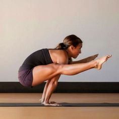 Become an arm balance guru with strength exercises and stretches that'll help you rock a handstand—and more!