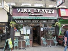 Vine Leaves Taverna (Shepherd's Bush)