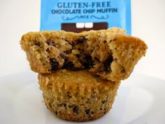 EatPastry Gluten-Free Chocolate Chip Muffin Baking Mixe.