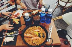 The First Thing You Should Eat When you Go to Spain. | globalgaby