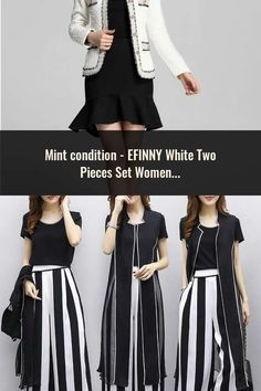 a75c5ee839144f EFINNY White Two Pieces Set Women Solid Tight Crop Top Sexy Package Hip  Skirt Women Clothing