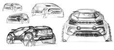 Land Rover Fre-E Runner on Behance